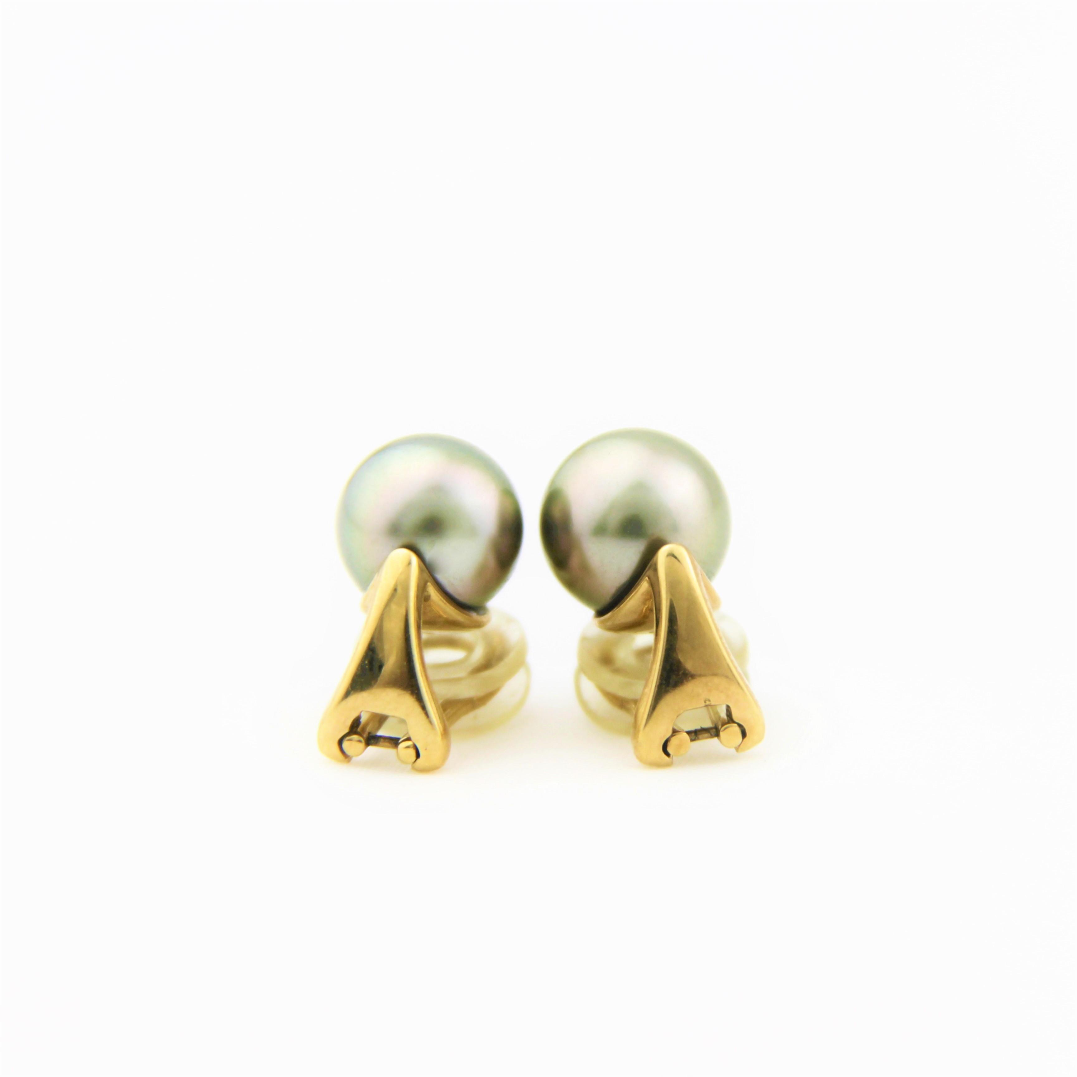 clip on pearl earrings
